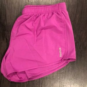💜Reebok Play Dry Running Shorts